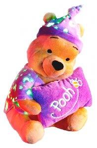 Disney Peluche Winnie Lumineux 25 Cm chez Doudouplanet.com - 22279
