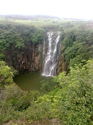 Patalpani waterfall, Indore District [Madhya Pradesh-INDIA]