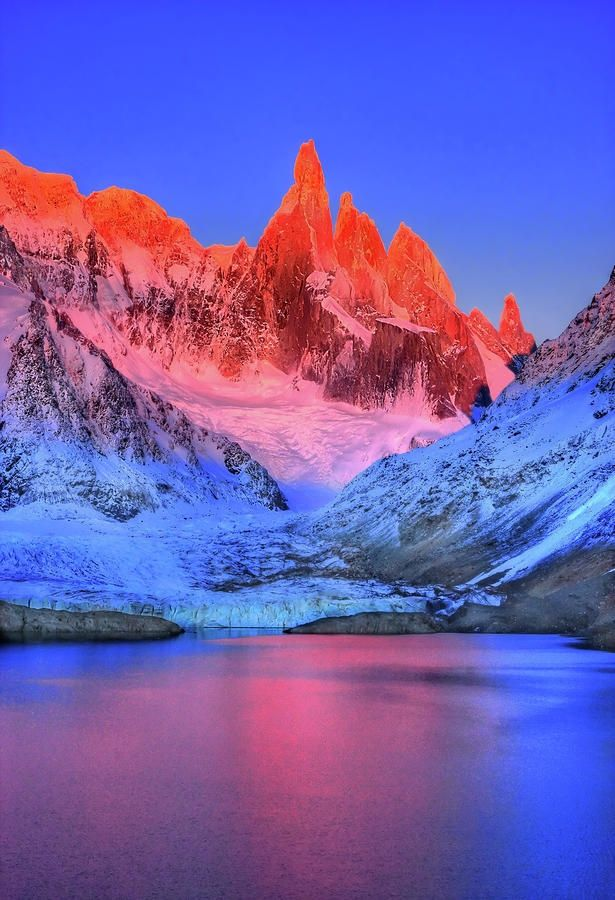 Patagonia Chile. One of my NOLS instructors was from here and he said it was the most beautiful place. And still wild. Need to go.