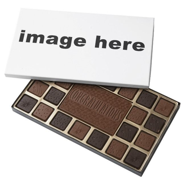 Create a Personalized Box of Chocolates