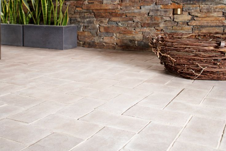 Eco Outdoor Antico Notte cotto flooring Outdoor Design | Natural stone flooring | Natural stone paving | Garden design | Outdoor paving | Outdoor design inspiration | Outdoor style | Outdoor ideas | Luxury homes | Paving ideas | Garden ideas | Floor tiles | terracotta flooring