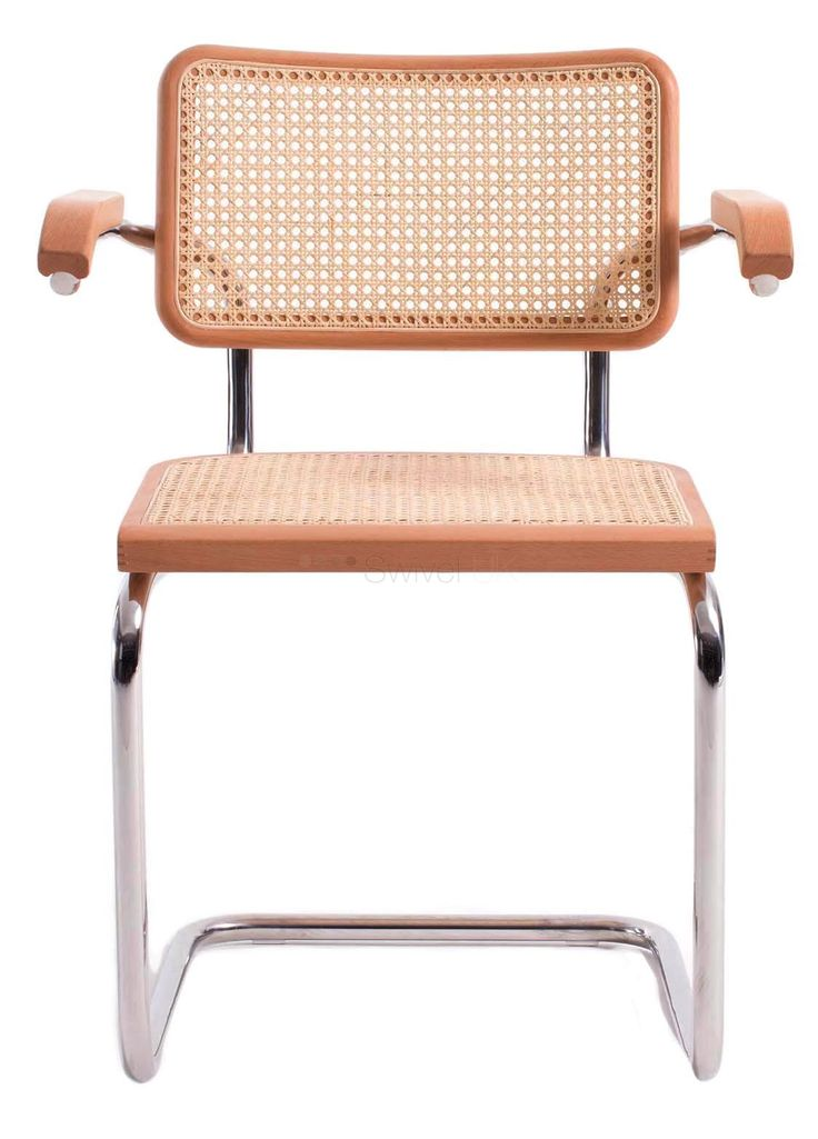 Cesca Chair Reinvented | Pink