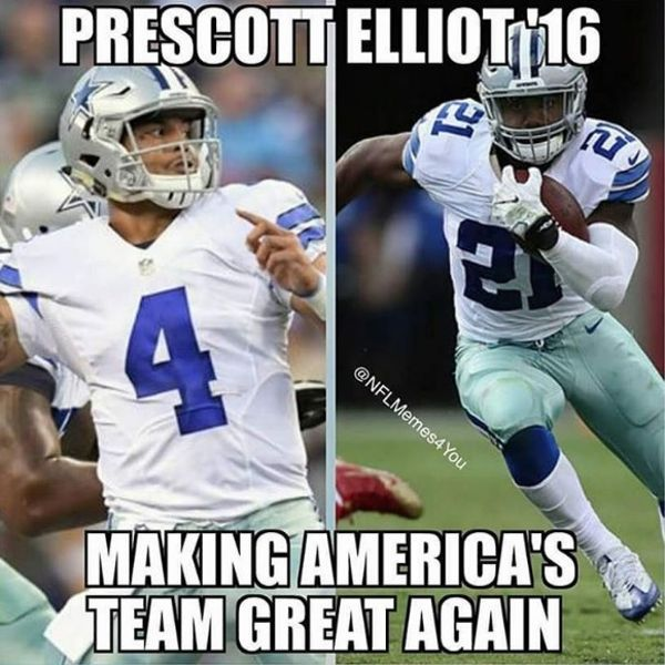 Dallas Cowboys: The 15 funniest memes of Cowboys' win over Bengals, including Dak Prescott the hunter | SportsDay