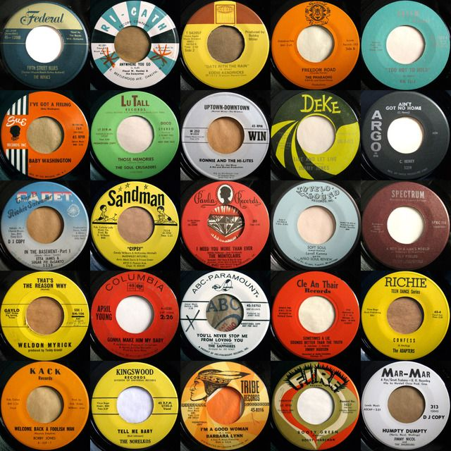 Soul 45 39 s record lables pinterest modern for Classic house record labels