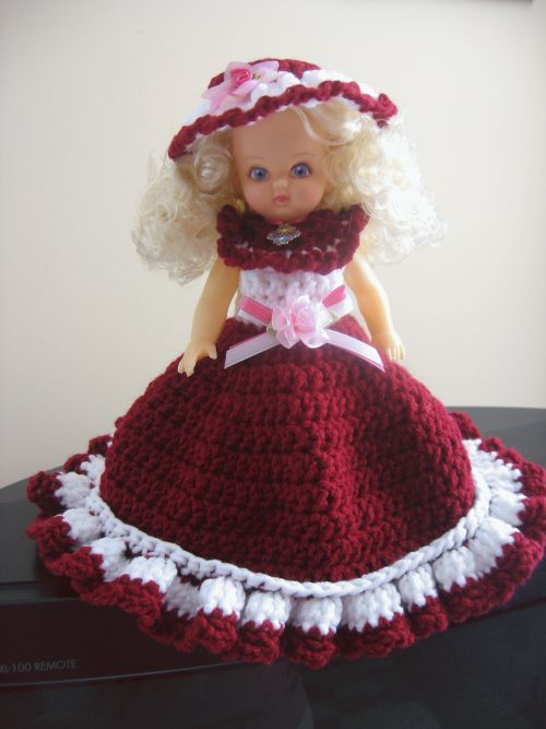 images of free air refresheners doll patterns | CROCHET AIR FRESHENER DOLL - Crochet — Learn How to Crochet