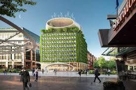 Risultati immagini per architettura biomimetica