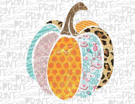 Pumpkin Clipart Patchwork Leopard Pumpkin Transparent Png Etsy Pumpkin Clipart Clip Art Pumpkin Png