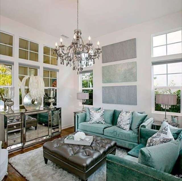 mrs_mcneal927 wrote my favorite room in the house thank you zgallerie - Z Gallerie Living Room