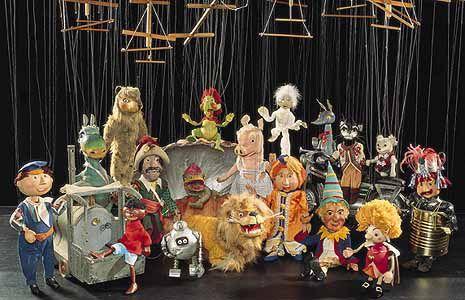 Augsburger Puppenkiste / Stars / Urmel, Jim Knopf & Co.