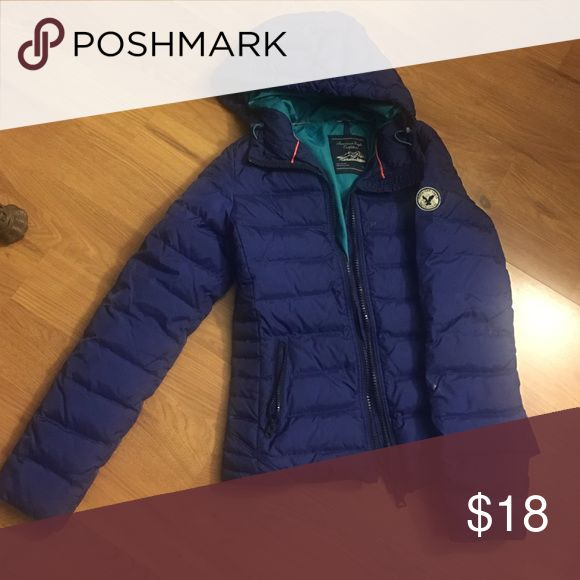 Puffer jacket Nice and warm puffer jacket American Eagle Outfitters Jackets & Coats Puffers