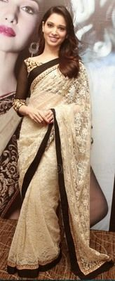 Ved Deal's Bollywood Replica Heavy Brown Designer Saree Bollywood Sarees Online on Shimply.com
