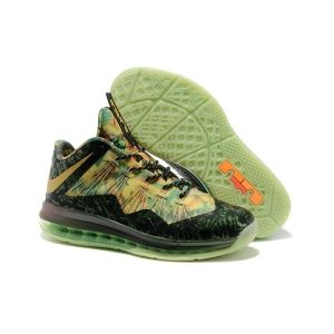 Buy Latest Listing Nike LeBron X Elite Low Celebration Pack For Sale