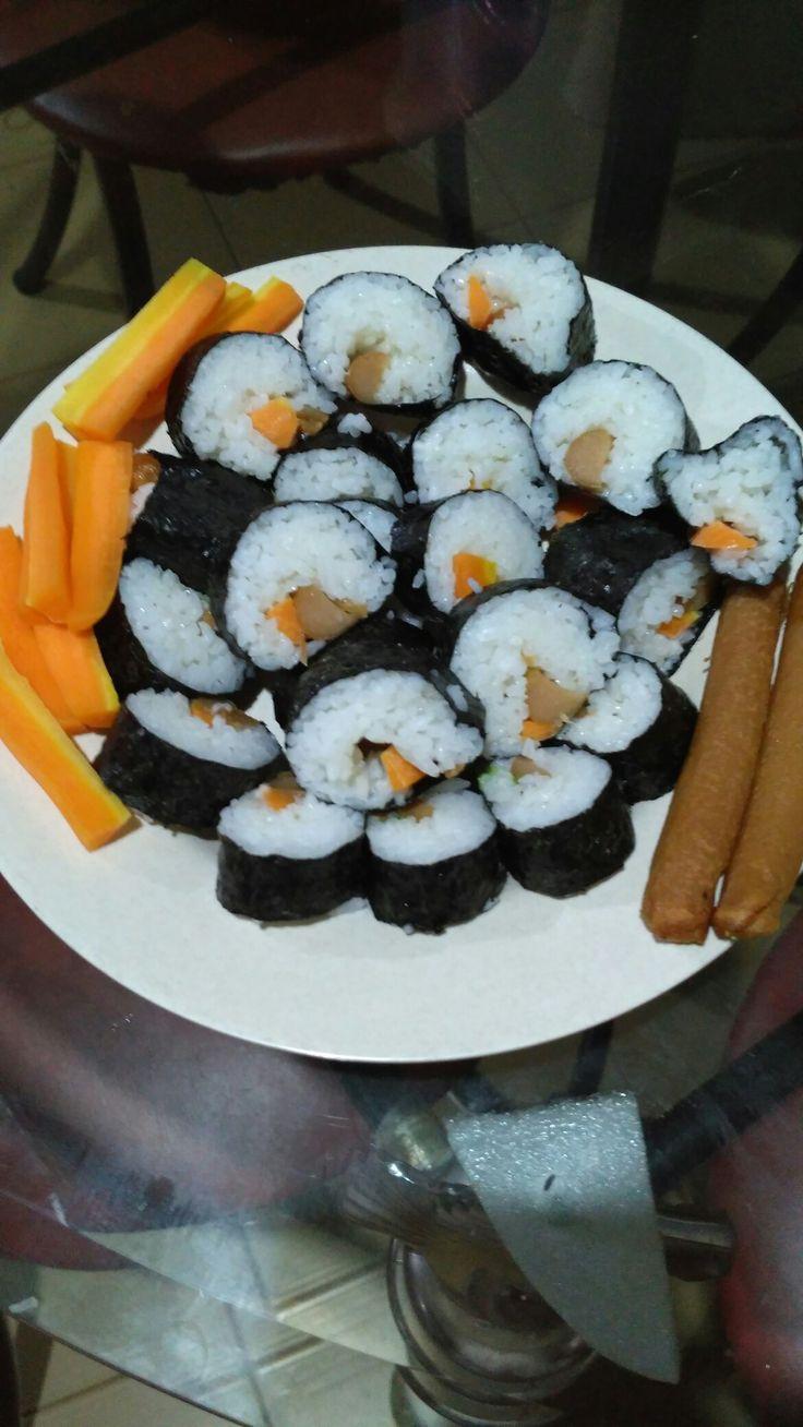 Sushi ala-ala...