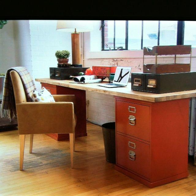 36 best images about Filing Cabinet Desk on Pinterest