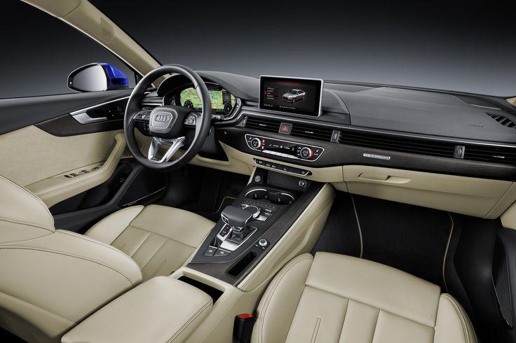 Nové Audi A4 Limuzína