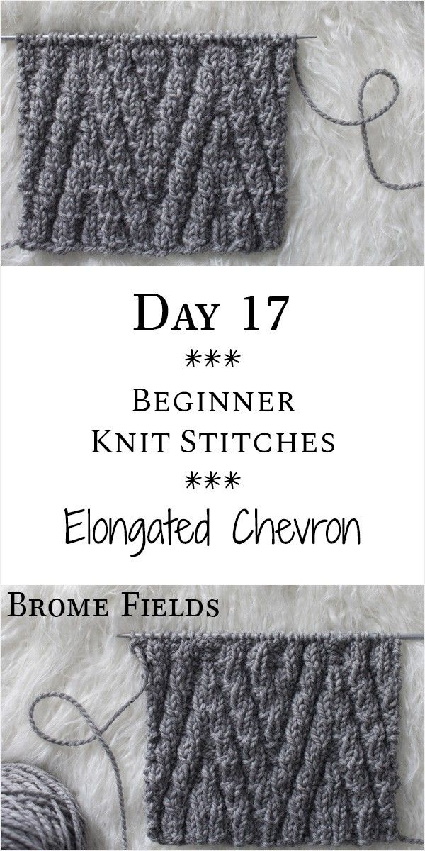 Learn How To Knit A Farmhouse Kitchen Dishcloth With This