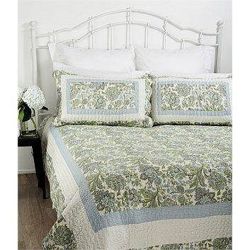 Duvet Covers & Comforters - Design Plus Abella Quilt Set