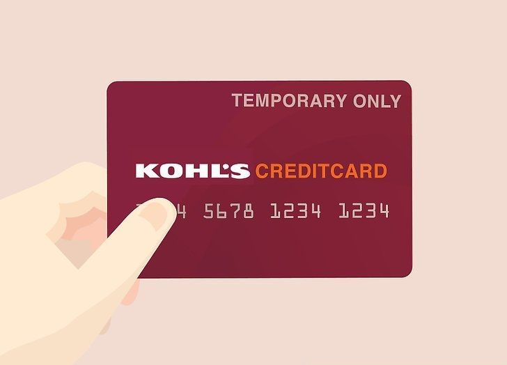 Kohls Card Activation Cards Everyday Card Gift Card Balance