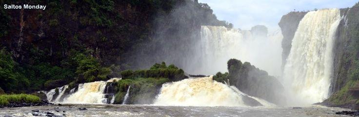 PARAGUAY Serranías de suave ondulación, reservas naturales de tupidos bosques subtropicales, extensos palmares e infinidad de ríos, arroyos y lagunas, conforman el variado paisaje paraguayo.