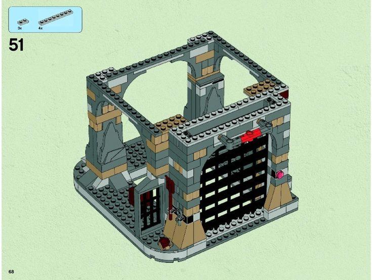 Star Wars - Rancor (TM) Pit [Lego 75005]
