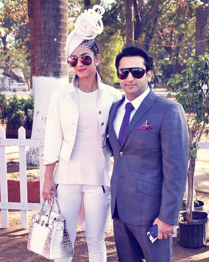 Natasha and Adar Poonawalla