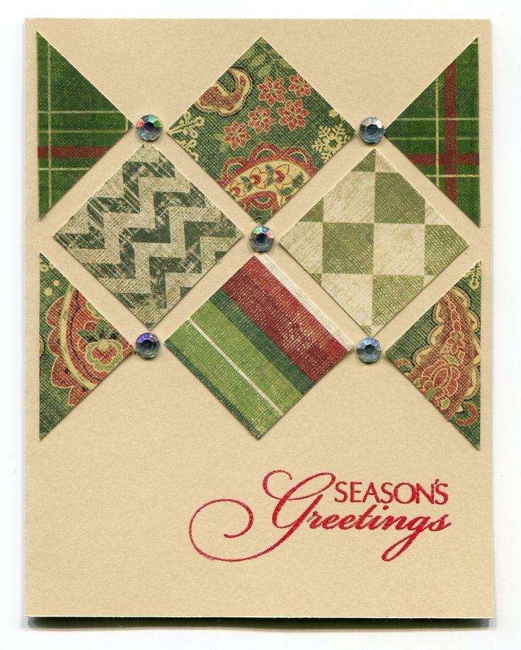 Handmade Christmas Cards Only $2.50 Each!!!!