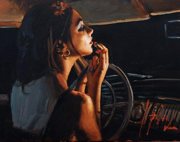 by Fabian Perez