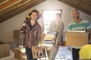 12 Places to Find Free Moving Boxes for Your Next Move: Get Free Moving Boxes at Apartment Complexes