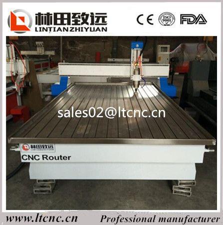 China Jinan high quality 1325 woodworking cnc router machine, 3d wood cnc carving machine price http://ali.pub/n6r20