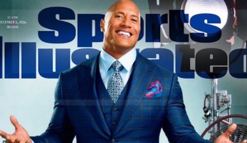 For the first time in history, Sports Illustrated cover shoot was ...