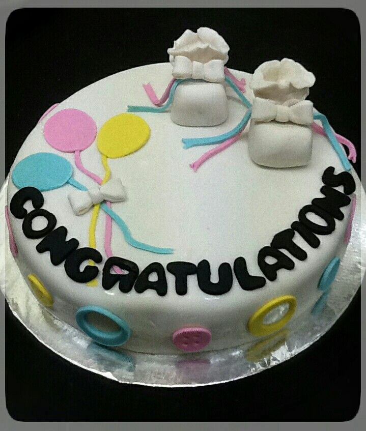 Baby shower cake! #Ambrosia