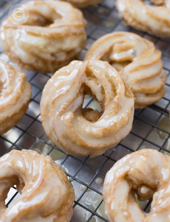 French Honey Crullers. My all time favourite doughnut! I hope this recipe is as good as the ones at Tim Hortons