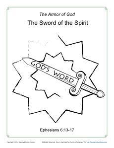 12 best Armor of God Bible Crafts images on Pinterest