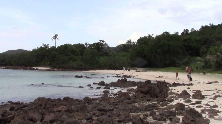 Paradijs eiland Koh Talu