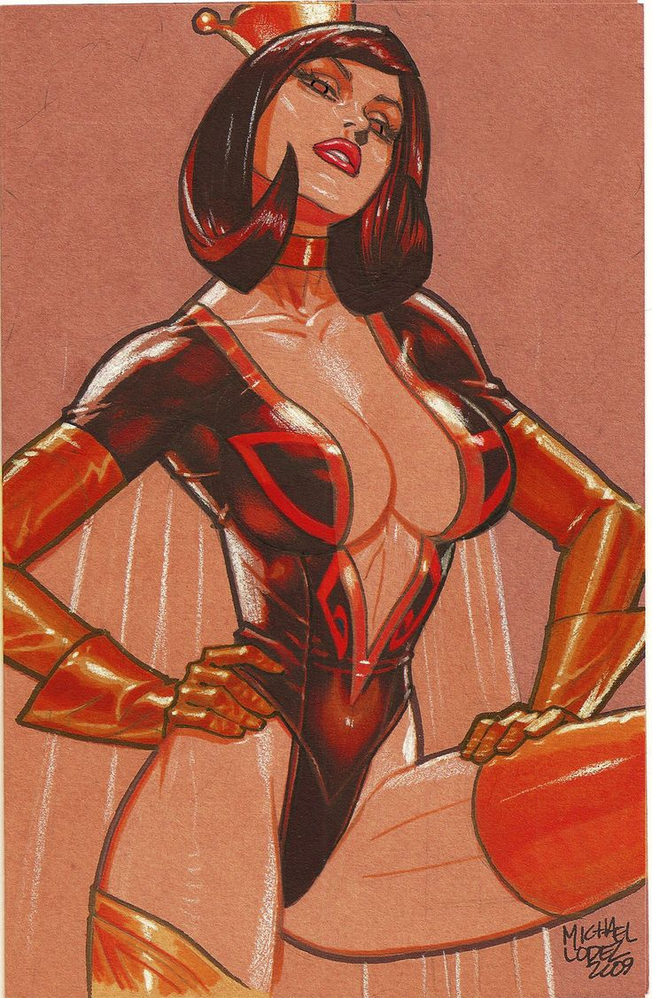 Dr. Mrs. The Monarch (from The Venture Brothers) by LOPEZMICHAEL on deviantART