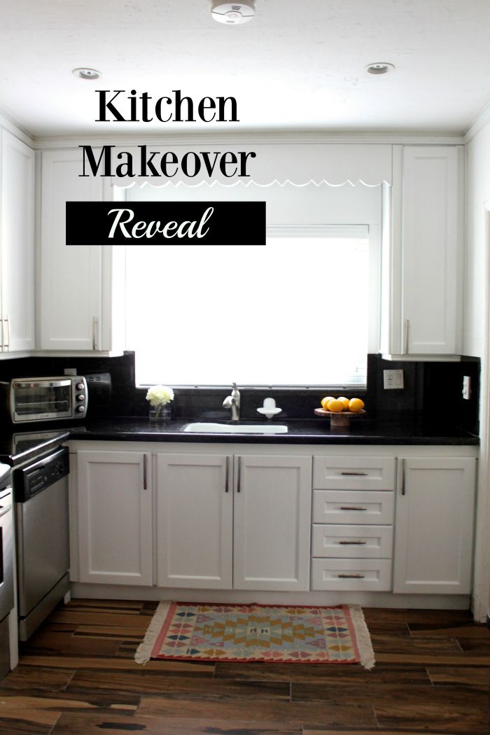 Home Decor: Kitchen Makeover Reveal with Lowe's