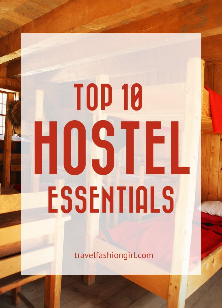 Hope you enjoyed this post on the top hostel travel essentials to add to your backpacking checklist. Please share it with your friends on Facebook, Twitter, and Pinterest. Thanks for reading!