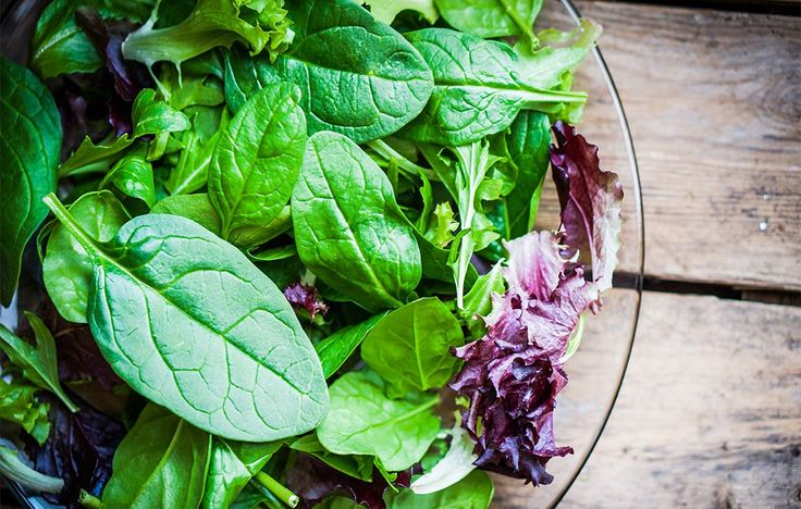 9 Salad Greens You Should Be Growing | OrganicLife | There's more to growing salad greens than just planting lettuce.