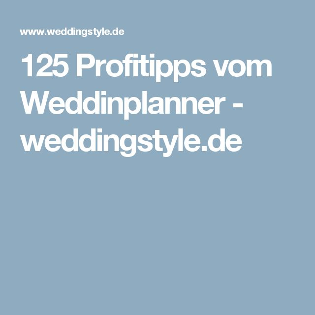 188 best Wedding Planning images on Pinterest Wedding planning - erfolgreiche party im garten organisieren