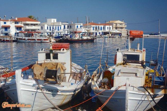 Greece, Peloponnese, Elafonissos Island http://eu.camperistas.com/979/elafonissos