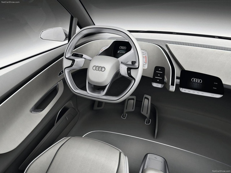 The Audi Is A New Concept Vehicle Of Very Known German Car Make Manufacturers This Fully Electric Model Whose Motor Develops Power 85