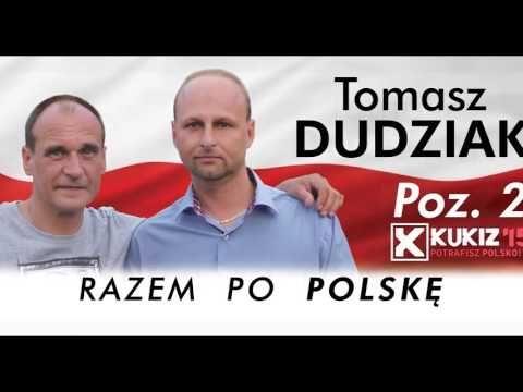 Dudziak Tomasz Twój głos Polsko!