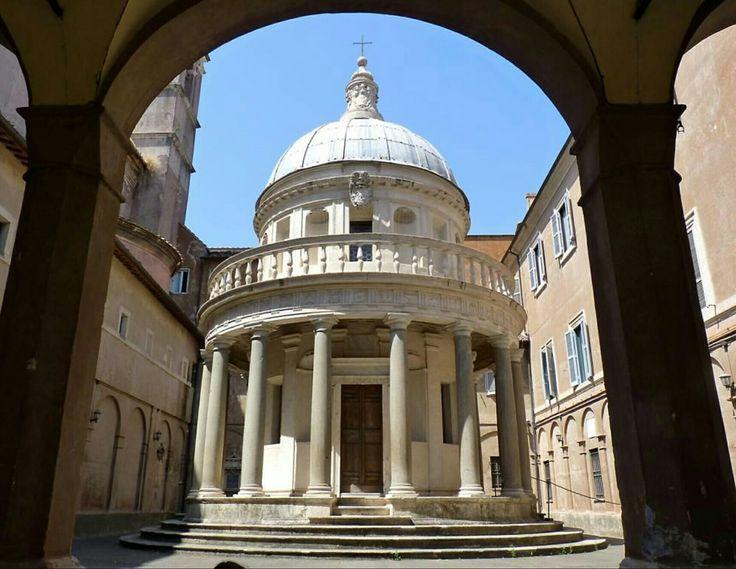 Tempietto, Bramante  1502