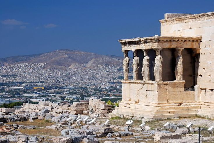Holidays in Athens, the city of culture and art | Discover Greece