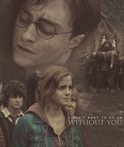 3860 best images about harry potter the boy who lived on - Hermione granger and harry potter kiss ...