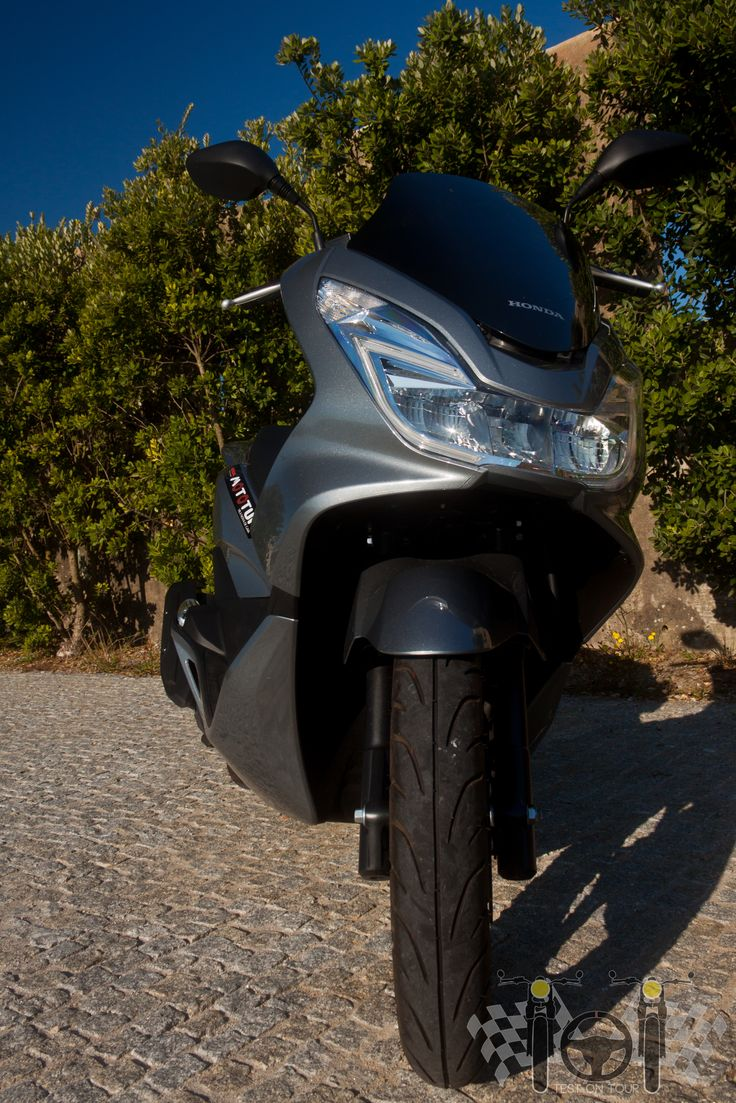 We tested the 2015 honda pcx 125 check it on www testontour com