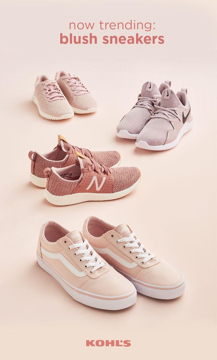 Blush sneakers, Sneakers men fashion