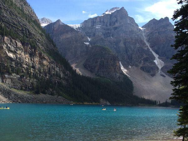 Montanha Rochosas Canadenses +