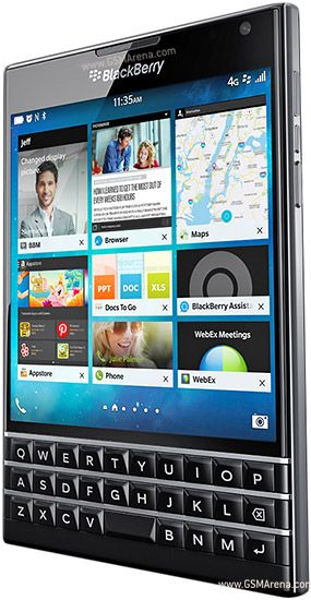 BlackBerry Passport-Yep, want one of these, too along with a Specialized Allez E5.