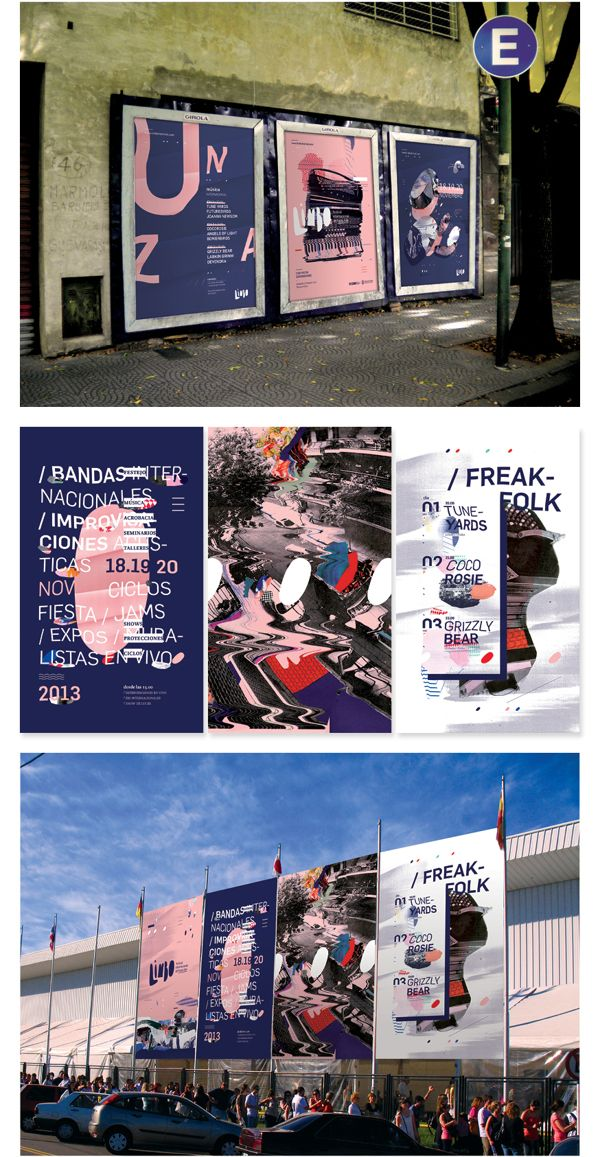 / Limbo / Festival de freak folk on Behance